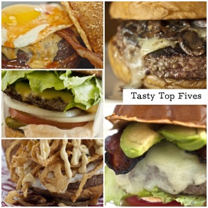 The Real Best Burgers of LA - Tasty Top Fives