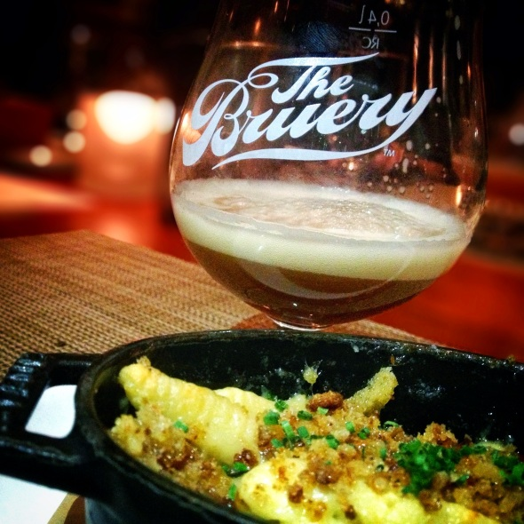 The Bruery/Craft LA Pairing Dinner - Course 6