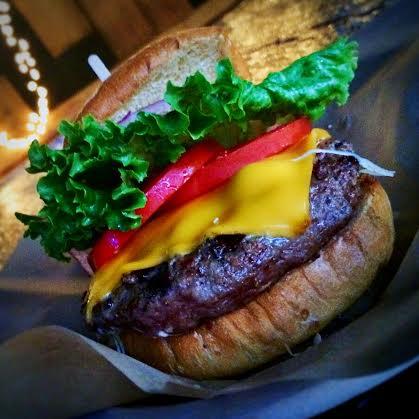 Haché LA Karma Burger
